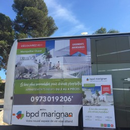 Habiteo Truck - BPD Marignan
