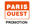 paris ouest promotion