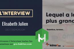 L'interview Habiteo Elisabeth Julien Ikimo9.com