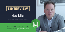 Interview de Marc Julien de Peirre Invest