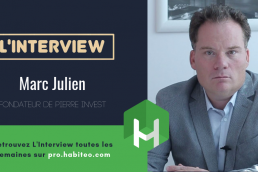 Interview de Marc Julien de Peirre Invest