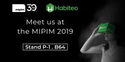 Habiteo meet us at the MIPIM 2019