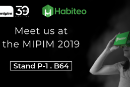 Habiteo meet us at the MIPIM 2019