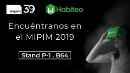 Habiteo encuentranos en el MIPIM 2019