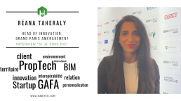 L'interview Habiteo - Réana Taheraly - Grand Paris Aménagement