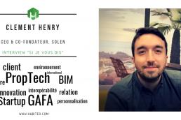 Série vidéo si je vous dis Clément Henry Solen