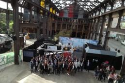 L'équipe de la French PropTech au Web2Day à Nantes