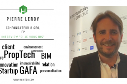 L'interview Habiteo - Pierre Leroy - EP
