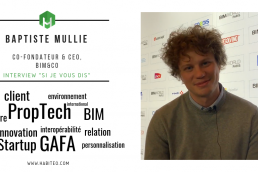 L'interview Habiteo - Baptiste Mullie - Bim&co