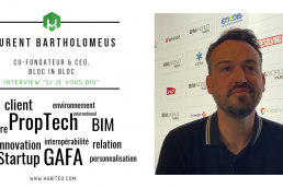 L'interview Habiteo - Laurent Bartholomeus - Blocinbloc