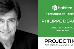 Habiteo - Interview Philippe Depasse Projectim
