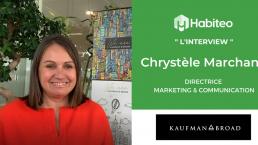 Habiteo - Interview Chrystèle Marchand Kaufman&Broadv