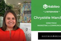 Habiteo - Interview Chrystèle Marchand Kaufman&Broadv