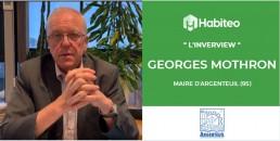 Interview - Georges Mothron - Maire d'Argenteuil