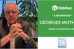Interview - Georges Mothron - Maire d'Argenteuil