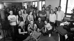 égalité femmes-hommes : équipe Habiteo
