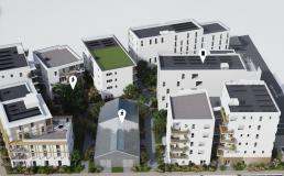 Projet ECHO par Eiffage Immobilier à La Rochelle - Habiteo