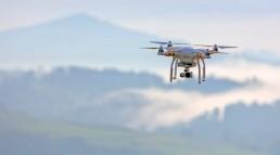 Vu par drone : Se projeter dans l'environnement réel