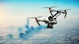 Vue de drone, immobilier neuf
