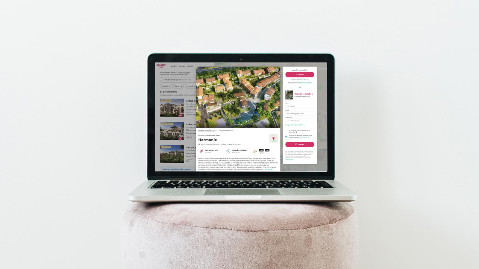Portails immobiliers -Habiteo